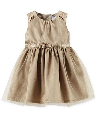 52c7d4db1 Carter s Baby Girls  Foil Tulle Special Occasion Dress - Kids ...