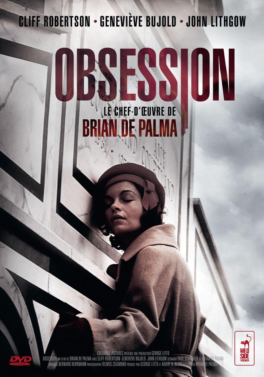 Obsession Brian De Palma 1976 Adventure Movies Dvd Brian De