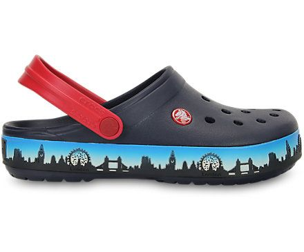 7c7288f6ac0a Crocs Crocband™ London Skyline Clog