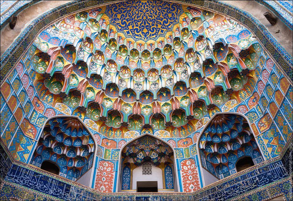 Узбекская архитектура фото