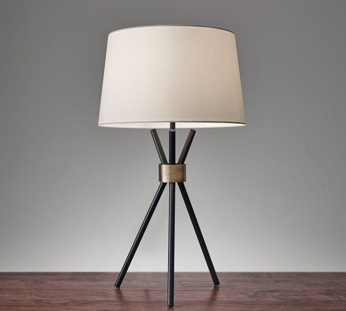 Joseph Table Lamp Modern Lamp Tripod Table Lamp Lamp