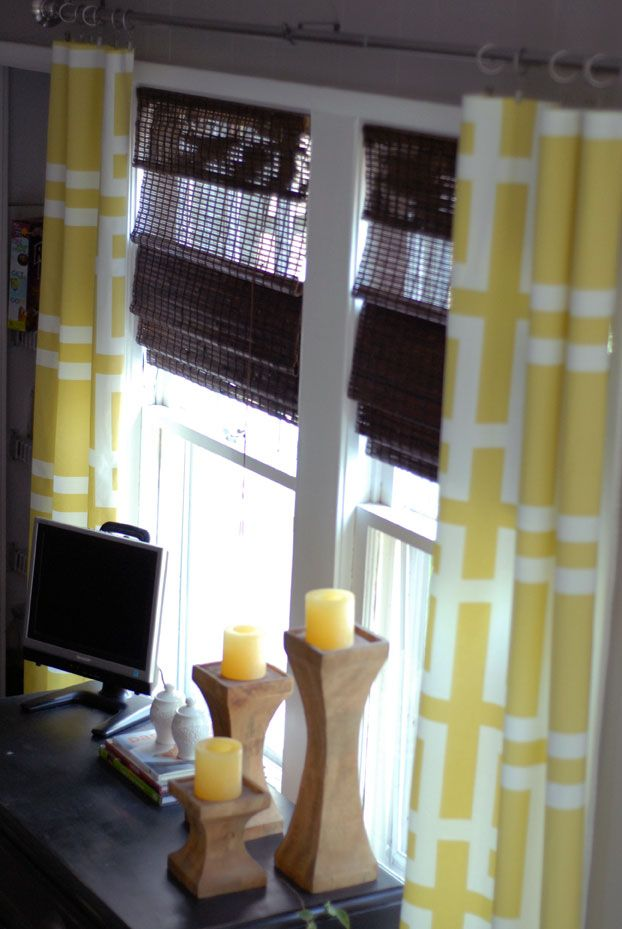 20 Budget Friendly No Sew DIY Curtains Ideas. This Is What I Wanted My LR  Window To Look Like