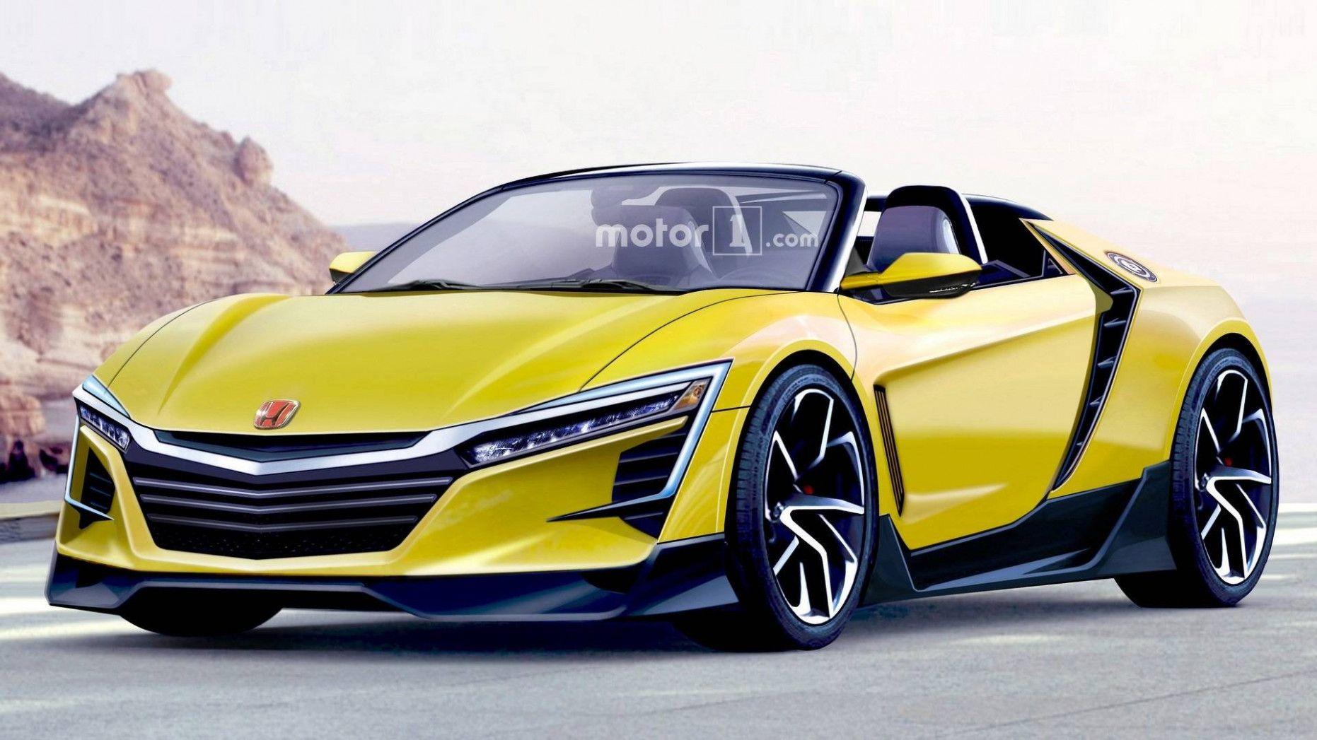 2020 Honda S2000 Model 2020 Honda S2000 Style 2020 Honda