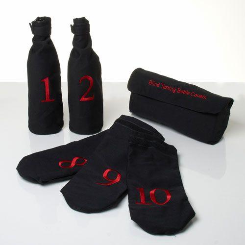 Blind Wine Tasting Bottle Covers Wine Bottle Sleeves For