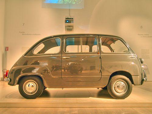 Fiat 600 Multipla Fiat 600 Fiat Retro Vintage