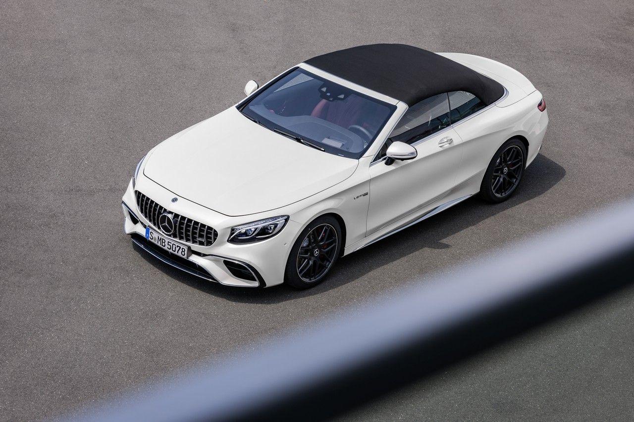 Mercedes Clase S Cabrio 2018 Precios Motores Equipamientos Con
