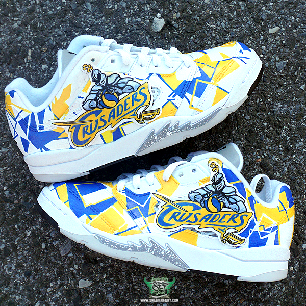 sneaker fairy fetti dbiasi custom sneakers shoes nike