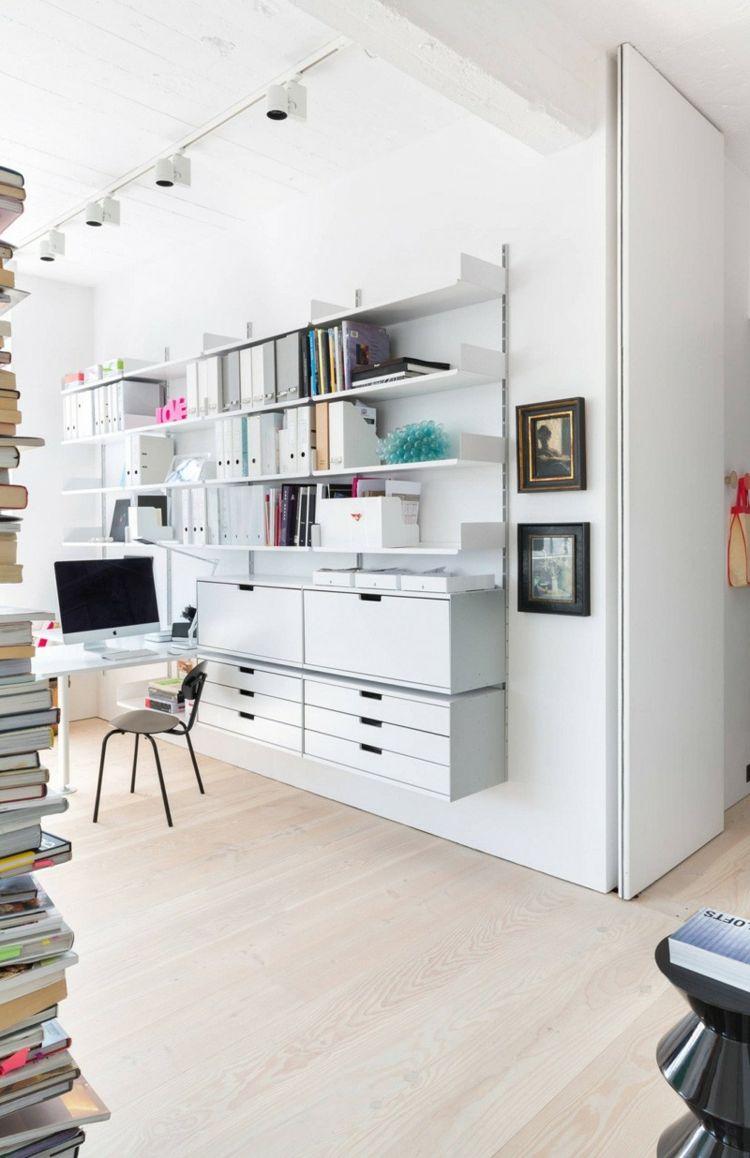Schon Nett Industrielle Stil Wohnung Fotos Schlafzimmer Ideen .
