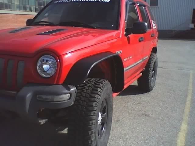 Liberty Fender Flare Fender Flares Lifted Jeep Jeep Liberty