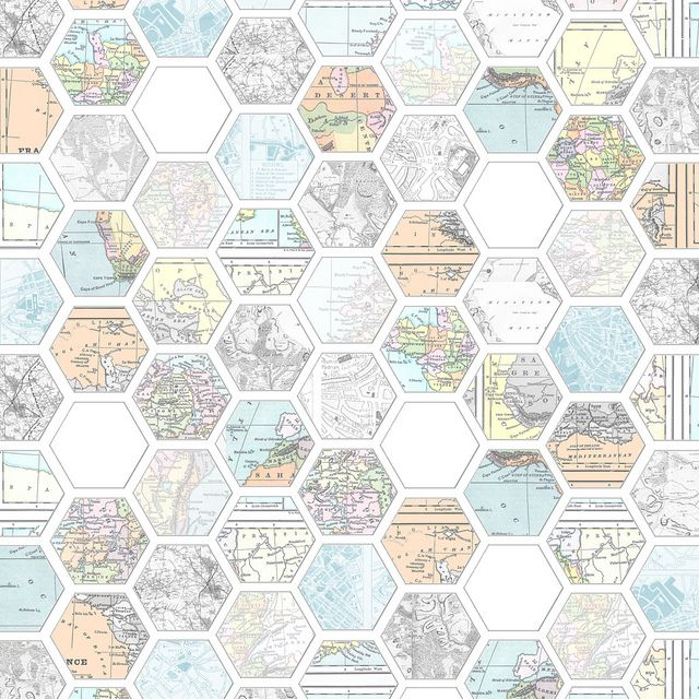 PNG_Map_hexagon_DARK_12_and_a_half_inch_300dpi_melstampz by melstampz, via Flickr