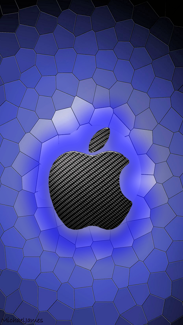 Download Graphite & Blue 640 x 1136 Wallpapers 4456189