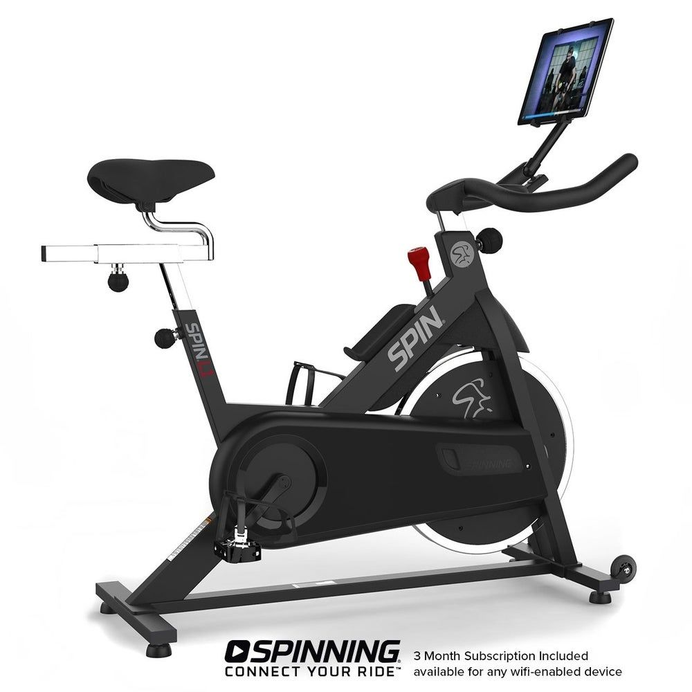 Https Ak1 Ostkcdn Com Images Products 20245976 Spinner L1 X 4 Dvds 3 Month Spinning Digital Included 7f6133ab A33b 413e 9548 87f In 2020 Stationary Bike Gym