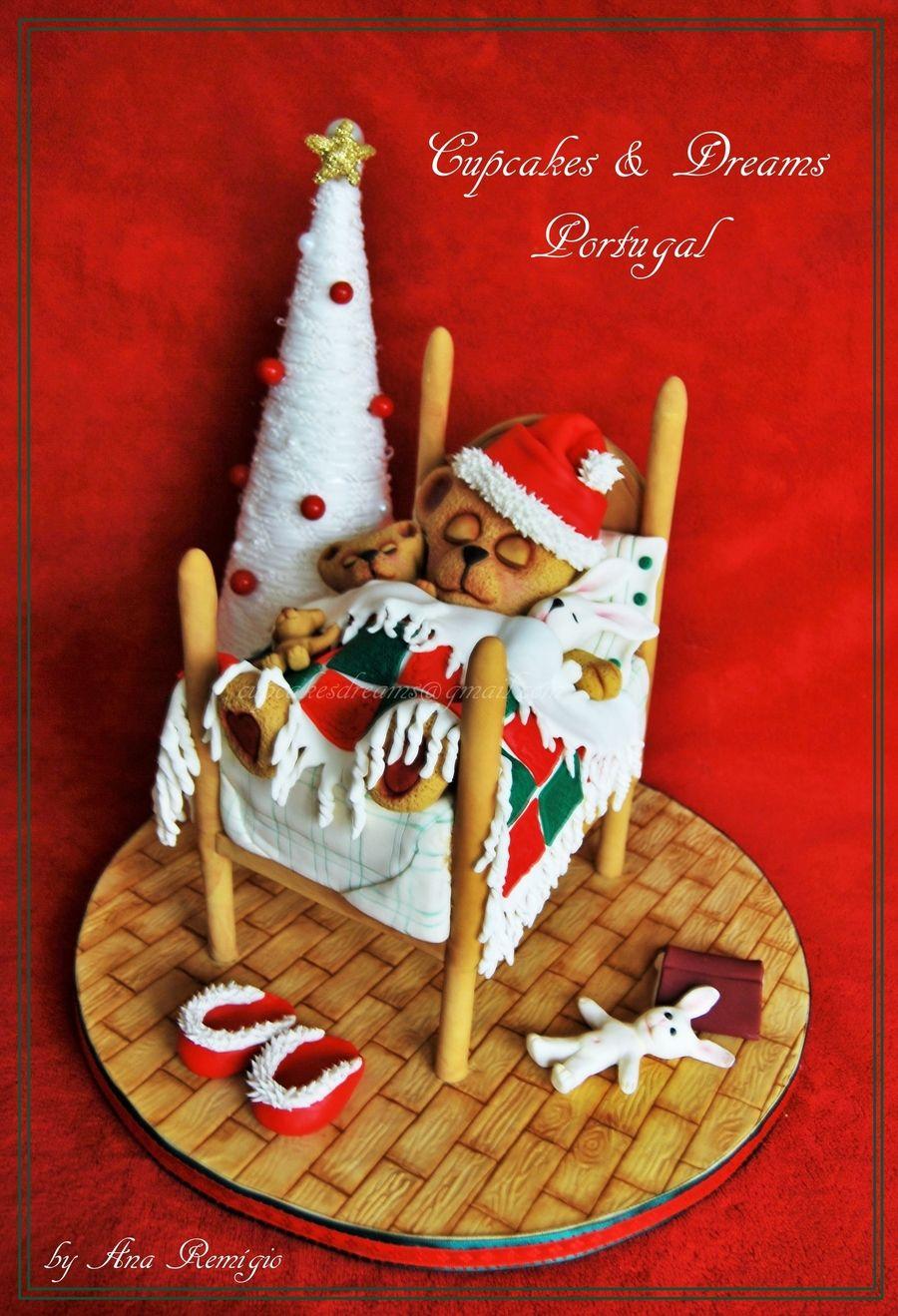 Christmas Dreams On Cake Central Cakes Pinterest Torten