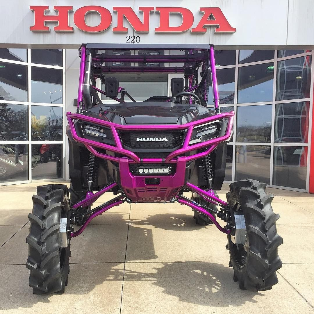 "Honda Pioneer 1000 6"" Portal Gear Lift Honda pioneer"