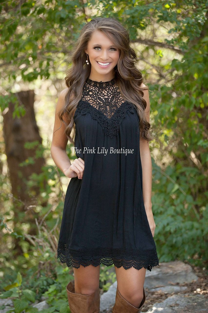 The Pink Lily Boutique - You\'re A Stunner Lace Dress , $38.00 (http ...