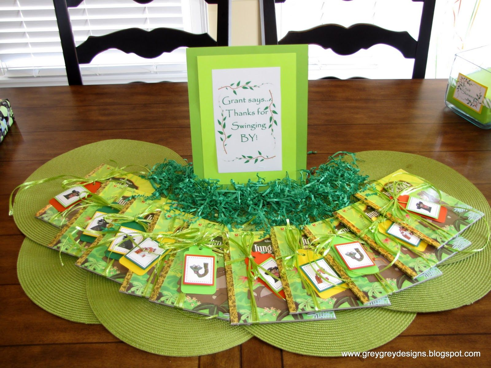 Jungle Book Theme Party - My Parties} Grants Jungle Book