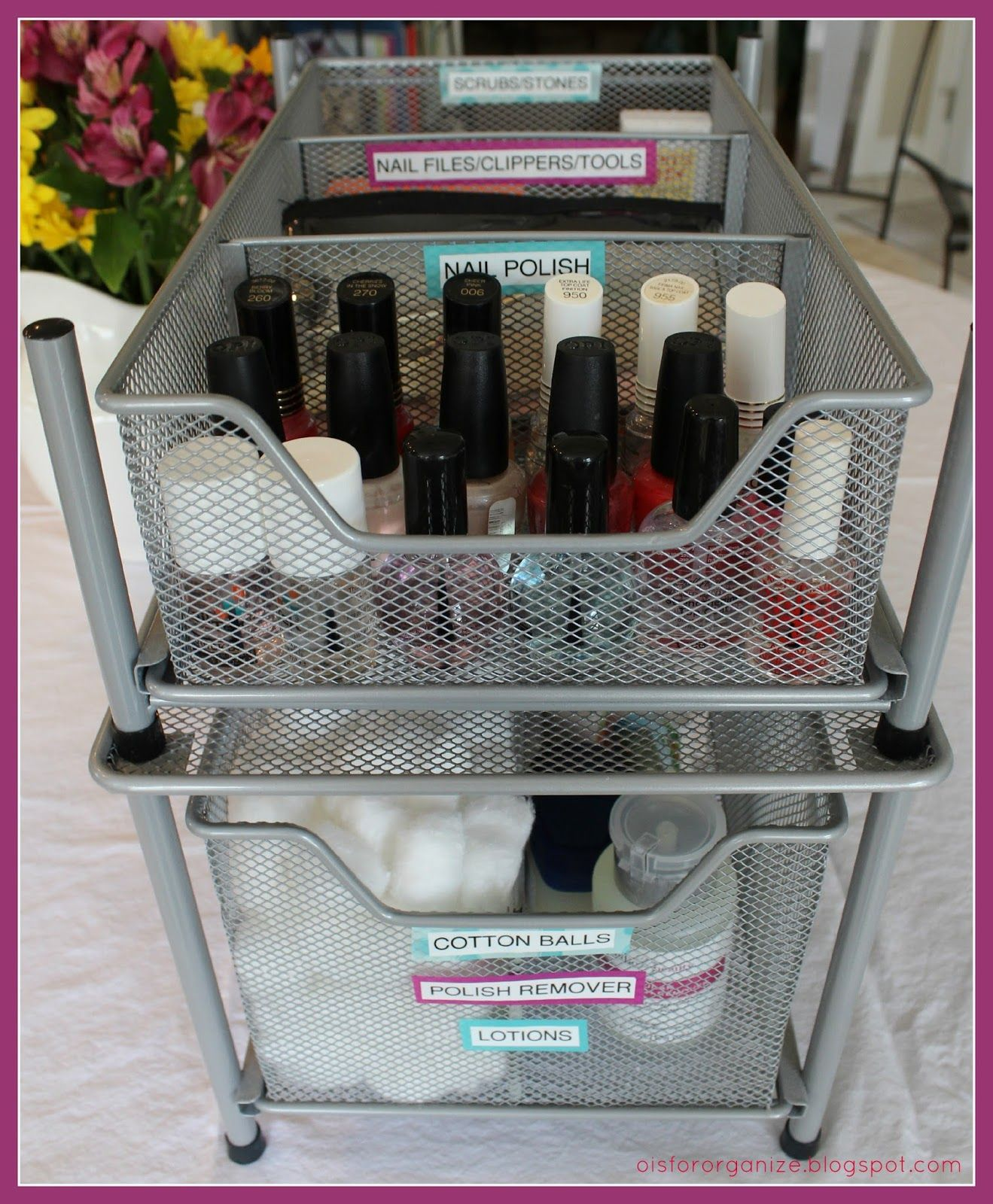 Organisation Salon Manicure Organization Organize Anything Group Board In 2019 Nail