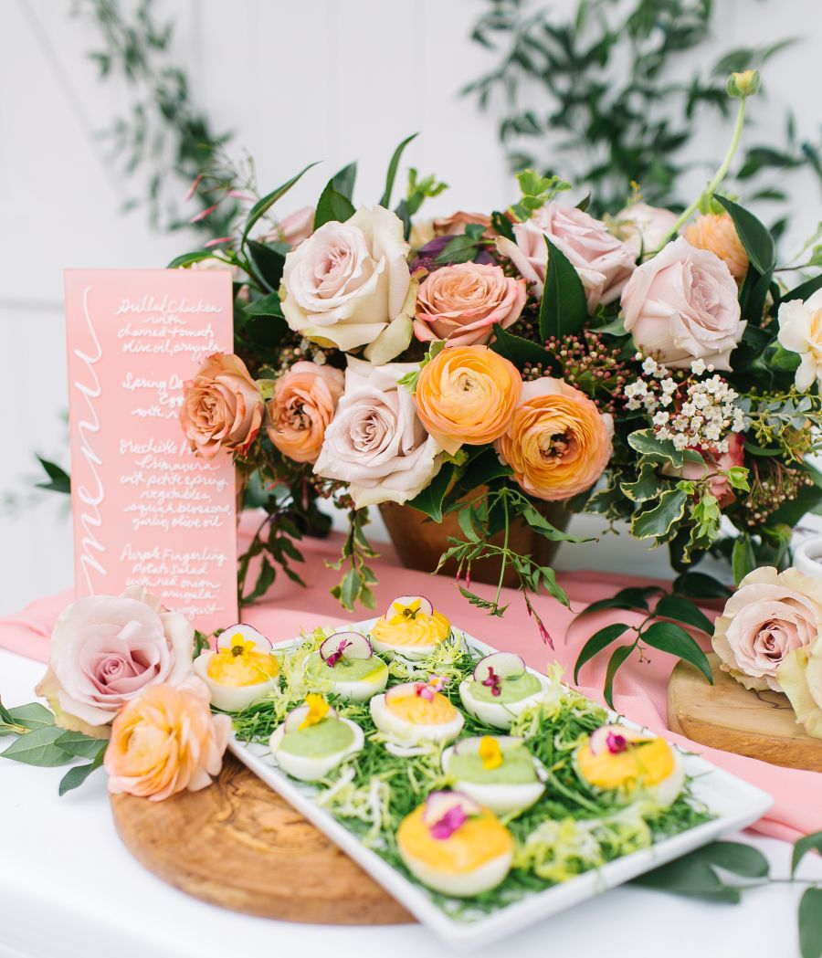 EVERYTHING YOU NEED TO HOST THE ULTIMATE EASTER PARTY