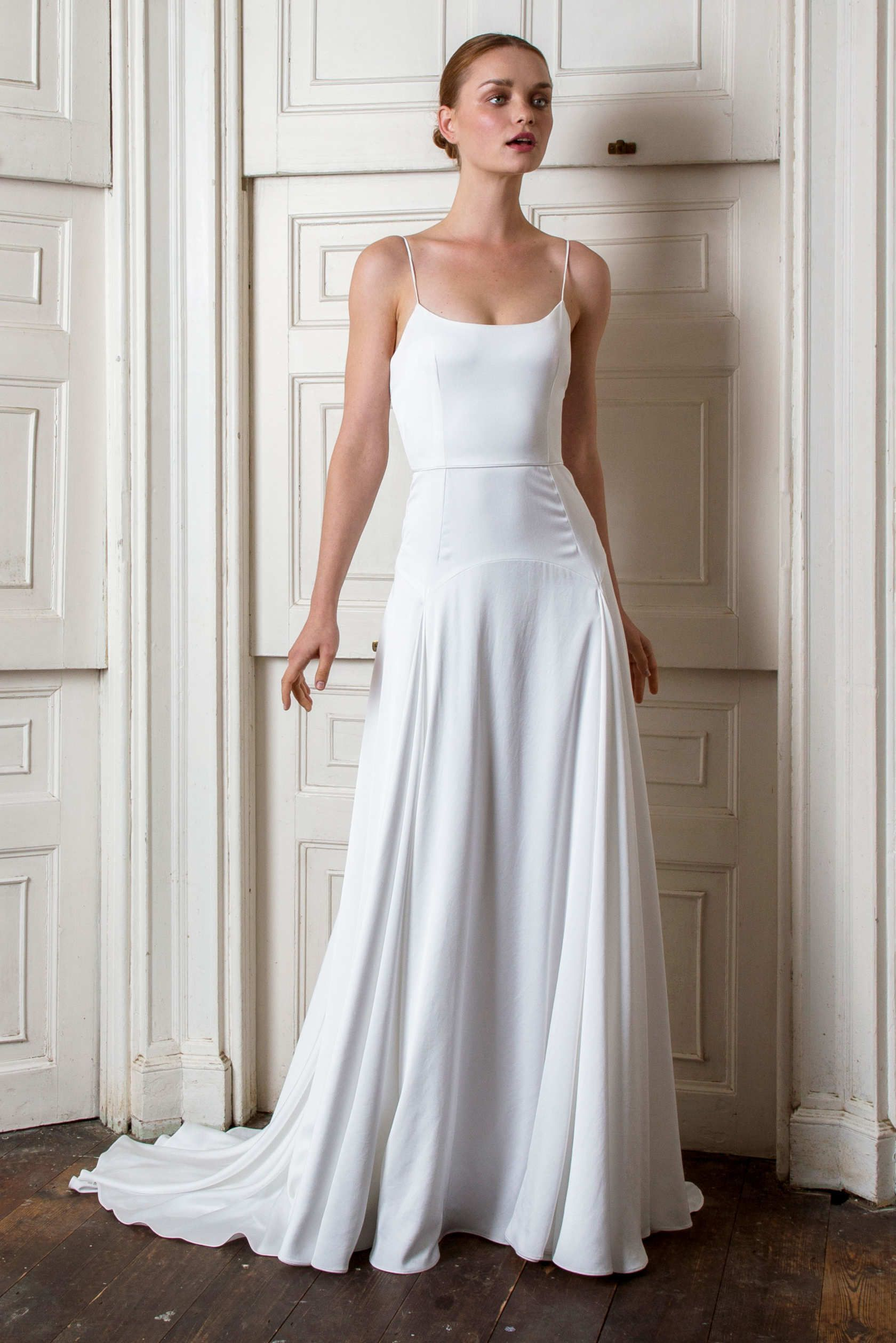 Vestidos de novia para boda civil: Más de 90 diseños ¡súper top! | Melissa Lara  – Boda