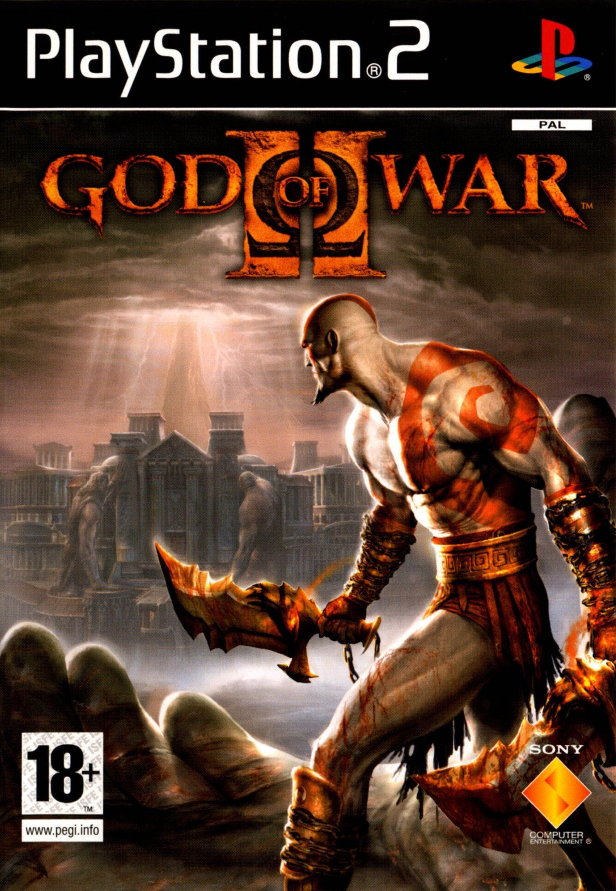 God Of War Ii Kratos God Of War God Of War God Of War Game