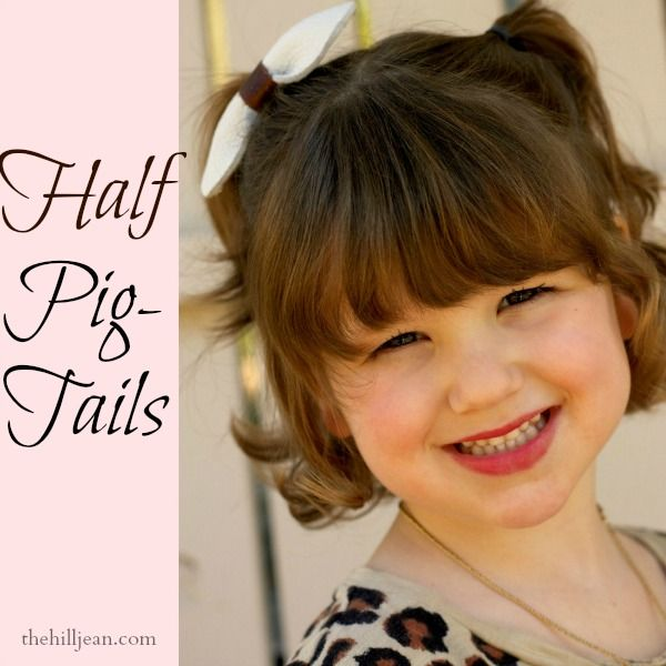 Best Hairstyles For Little Girls With Short Hair Kids Hairstyles Teenage Hairstyles Little Girl Hairstyles