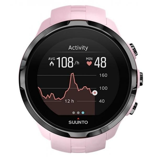 Suunto Spartan Sport Wrist HR Sakura Smartwatch Damenuhr SS022664000 günstig online kaufen bei Crive...