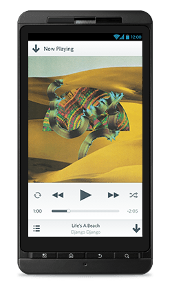 Rdio - Android
