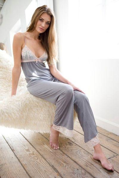 Eberjey lencer a femenina camisones y pijamas ropa para for Conjuntos interiores femeninos