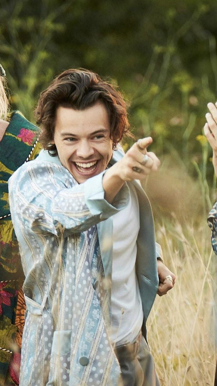 Harry for Gucci Memoire d'une Odeur Campaign