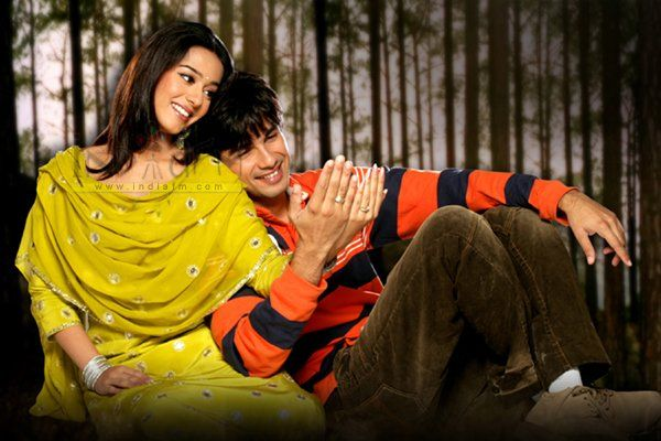 Shahid Kapoor And Amrita Rao From The Movie Vivah Romantic Photoshoot Romantic Couple Images Bollywood Couples