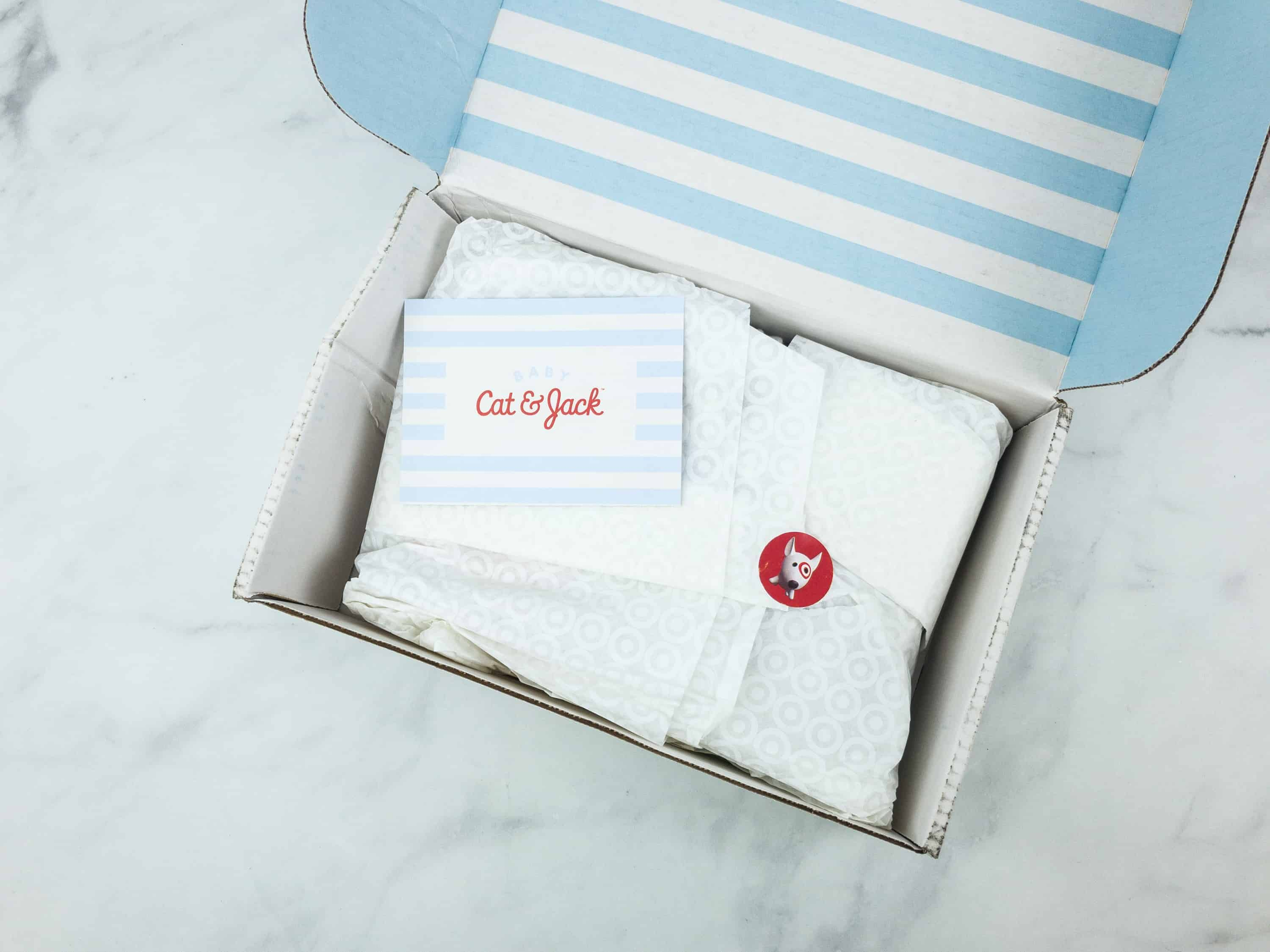 Cat & Jack Baby Outfit Box Subscription boxes for girls