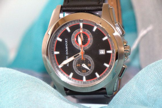 f53653f1f2f9 Reloj para caballero Adolfo Domínguez mitad de por PetraCool Relojes De  Diseño