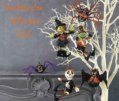 Spooktacular Halloween Sale at Trendy Tree Trendy tree and