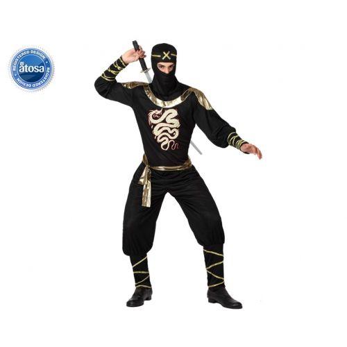 deguisement de ninja adulte pour homme haut de gamme. Black Bedroom Furniture Sets. Home Design Ideas