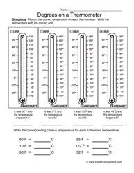 temperature worksheet   priroda  pinterest  worksheets math  thermometer worksheet