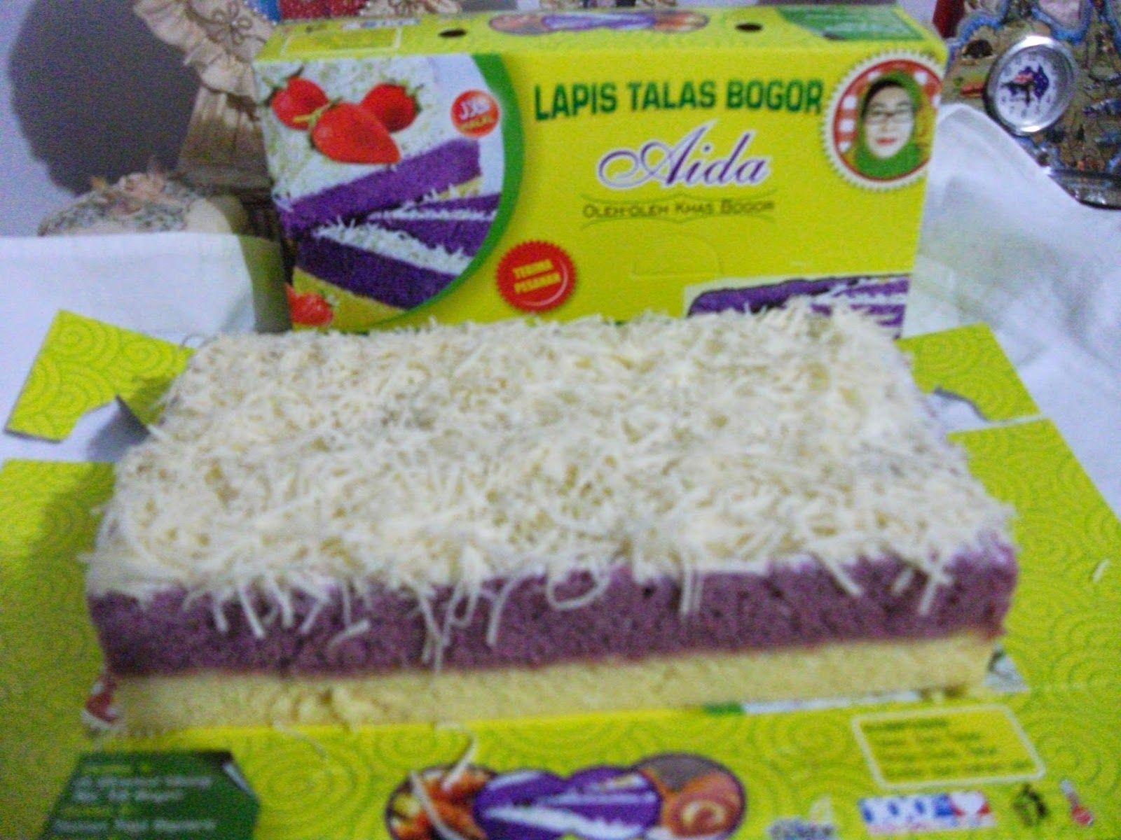 Lapis Talas Bogor Resep Kue Kue Resep