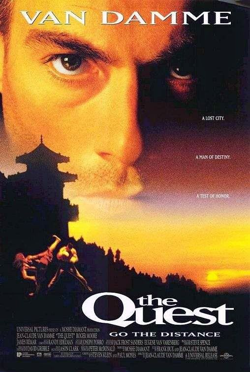 The Quest 1996 Brrip 720p Dual Audio English Hindi Movie Free