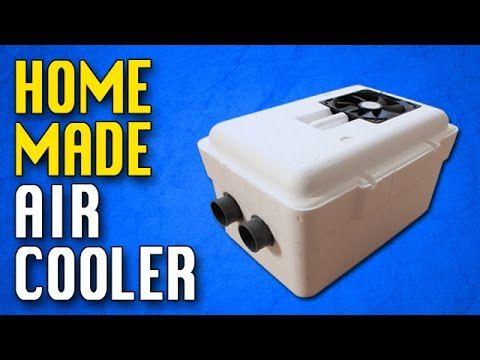 canicule il se fabrique un vrai climatiseur pour moins de 50 euros vid o u fabriquer. Black Bedroom Furniture Sets. Home Design Ideas