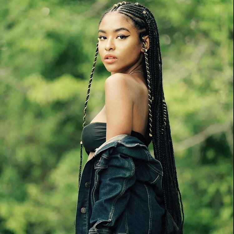 N I N A Ninabinaa On Instagram Braids Braided