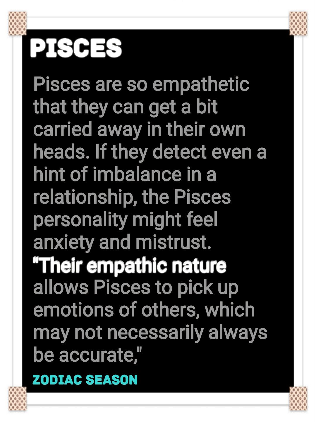 horoscope pisces meaning