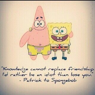 Us Ur My Patrick And Im Spongebob BestFriendsForever