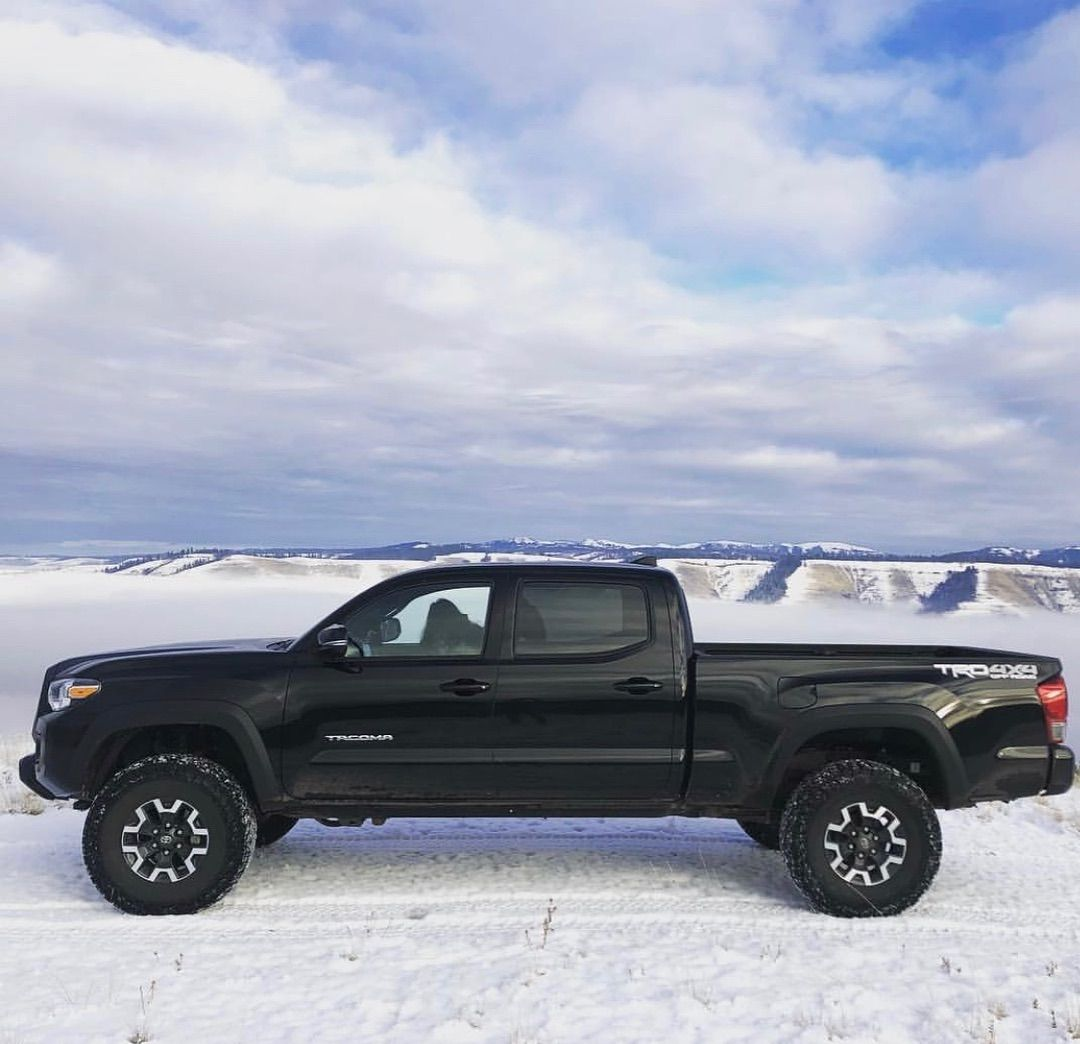 2016 toyota small truck