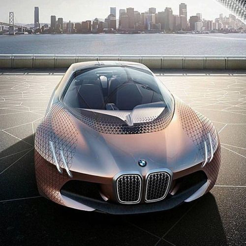 What do you think about the design of BMW vision 100?   Via:...