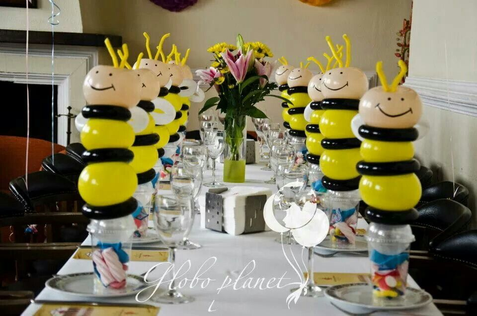 Bumblebee Candy Cups Balloon Candy Cup Pinterest Balloons Bee