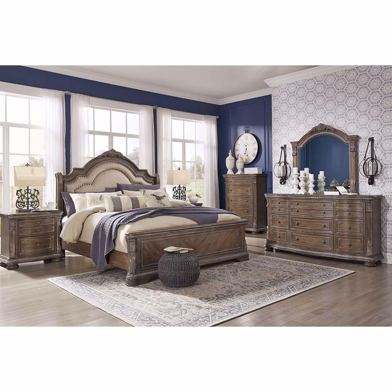 Ashley Furniture Bedroom Set 14 Piece Charmond 5 Piece Bedroom Set Bedroom Sets Queen Bedroom Furniture Sets Queen Sized Bedroom Sets