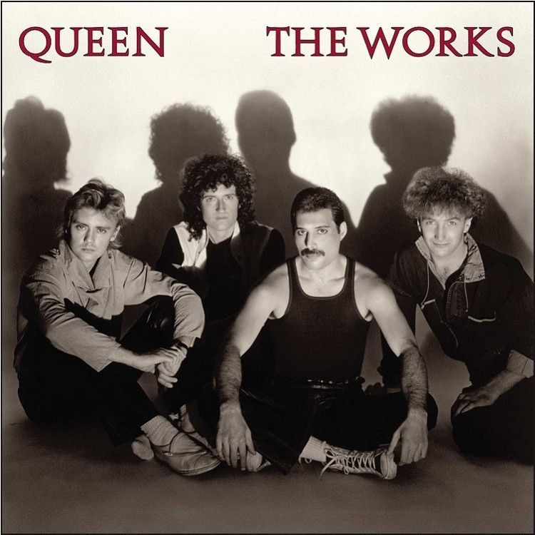Queen - The Works on 180g LP