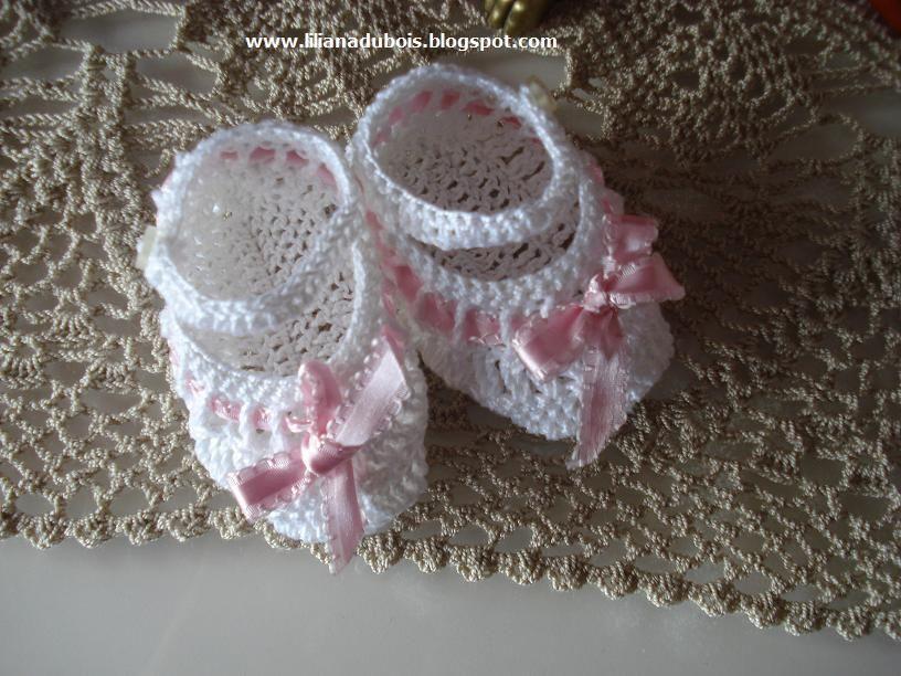 vestiditos para bebe tejidos en crochet - Buscar con Google
