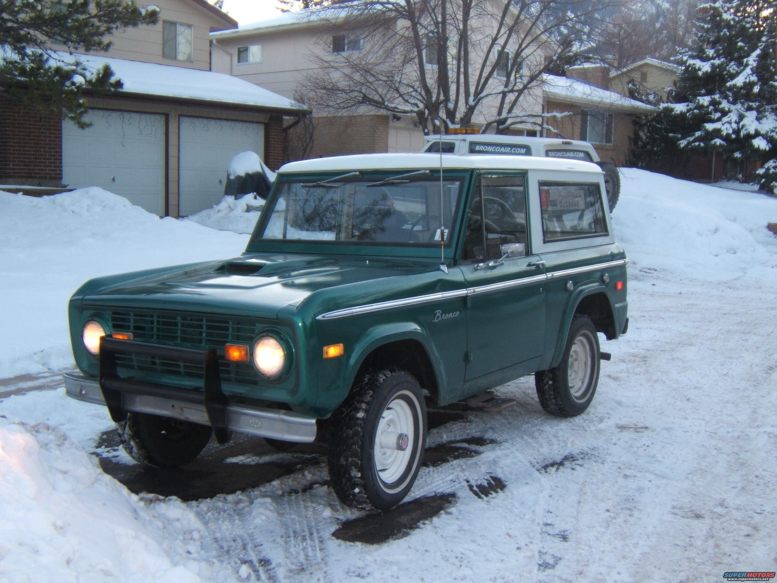 Classic Ford Bronco early SUV | Vintage 4x4 | Pinterest | Ford ...