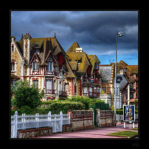 Deauville centre ville