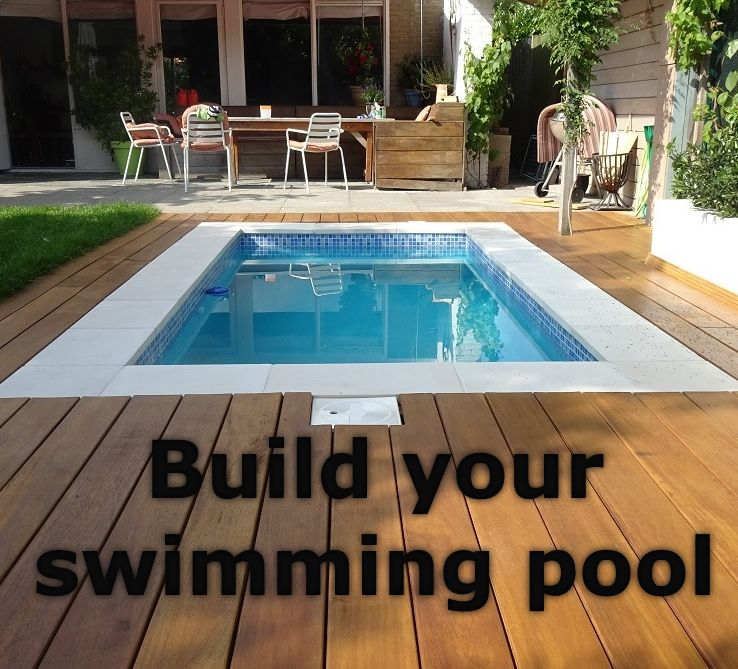 Build your own swimming pool swimming pool steps pool